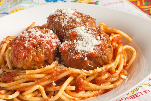 Easy All Beef Meatball Recipe