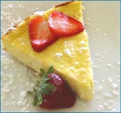 Lemon Ricotta Pie Recipe