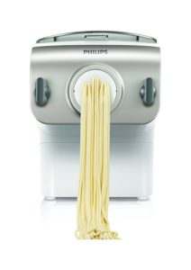 spaghetti from the phillips pasta machine