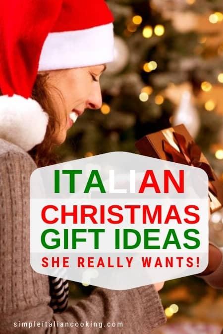 Italian gift ideas for women-post