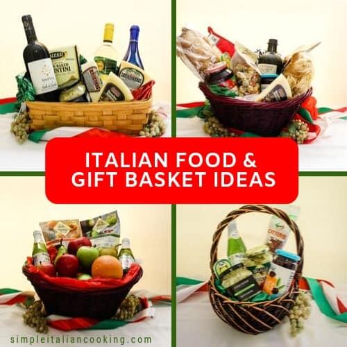 christmas food and gift basket ideas post