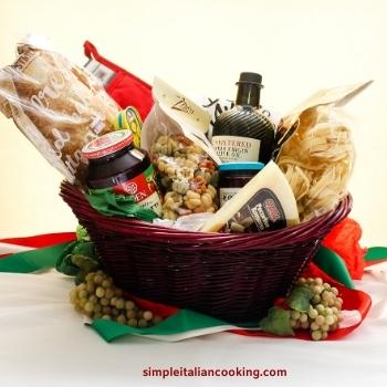 diy italian pasta gift basket