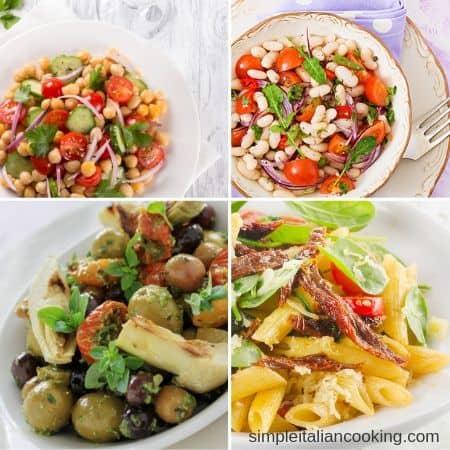 4th of july italian salad recipes