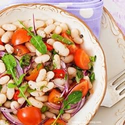 4th of july cannellini italian salad