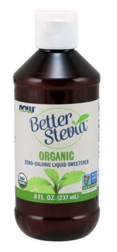 organic liquid stevia for homemade lemonade