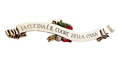 Italian kitchen wall art