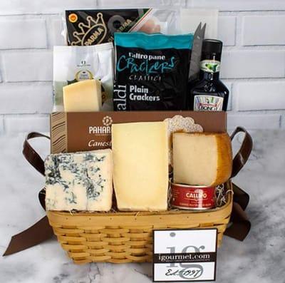 Italian luxury Gift Basket